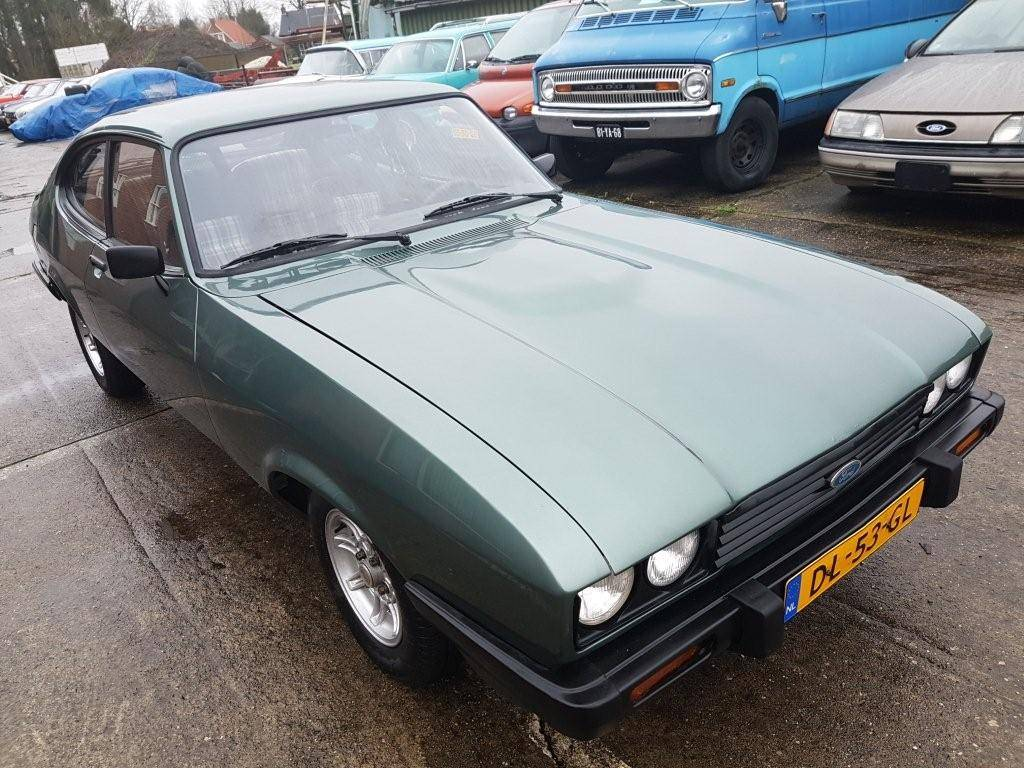 Ford Capri  2.3S automatic 1979 DH-53-GL (10)