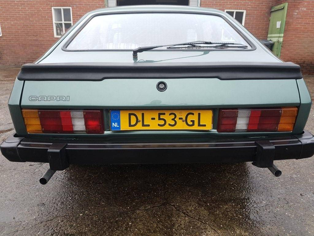 Ford Capri  2.3S automatic 1979 DH-53-GL (11)