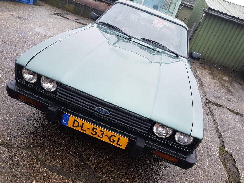 Ford Capri  2.3S automatic 1979 DH-53-GL (12)