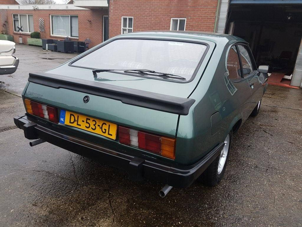Ford Capri  2.3S automatic 1979 DH-53-GL (14)