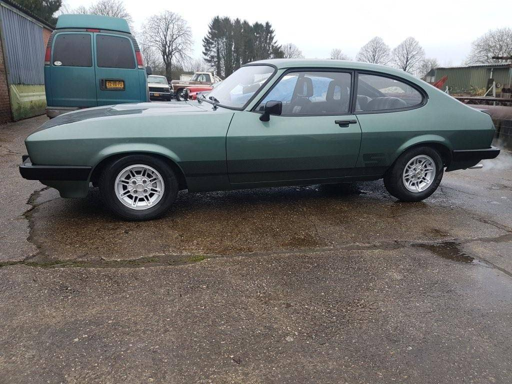 Ford Capri  2.3S automatic 1979 DH-53-GL (15)