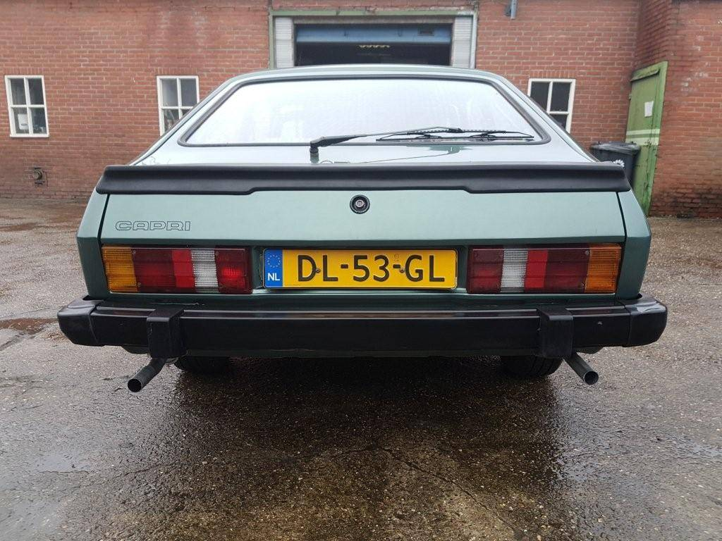 Ford Capri  2.3S automatic 1979 DH-53-GL (5)