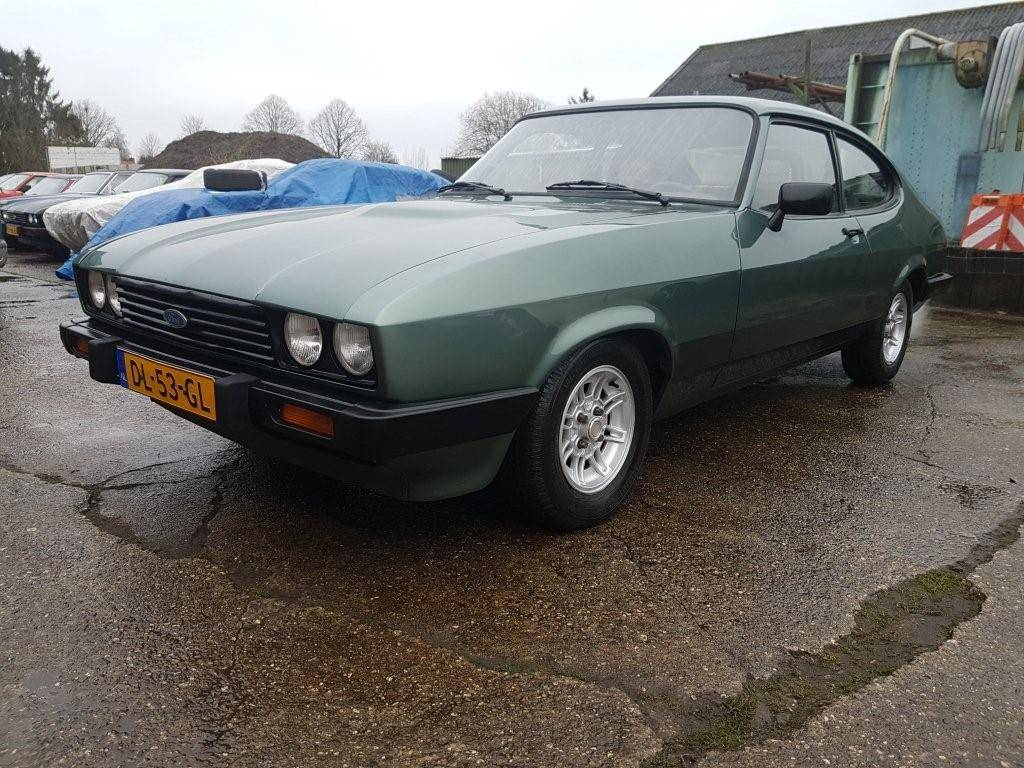 Ford Capri  2.3S automatic 1979 DH-53-GL (6)