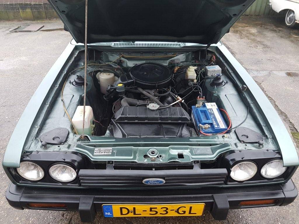 Ford Capri  2.3S automatic 1979 DH-53-GL